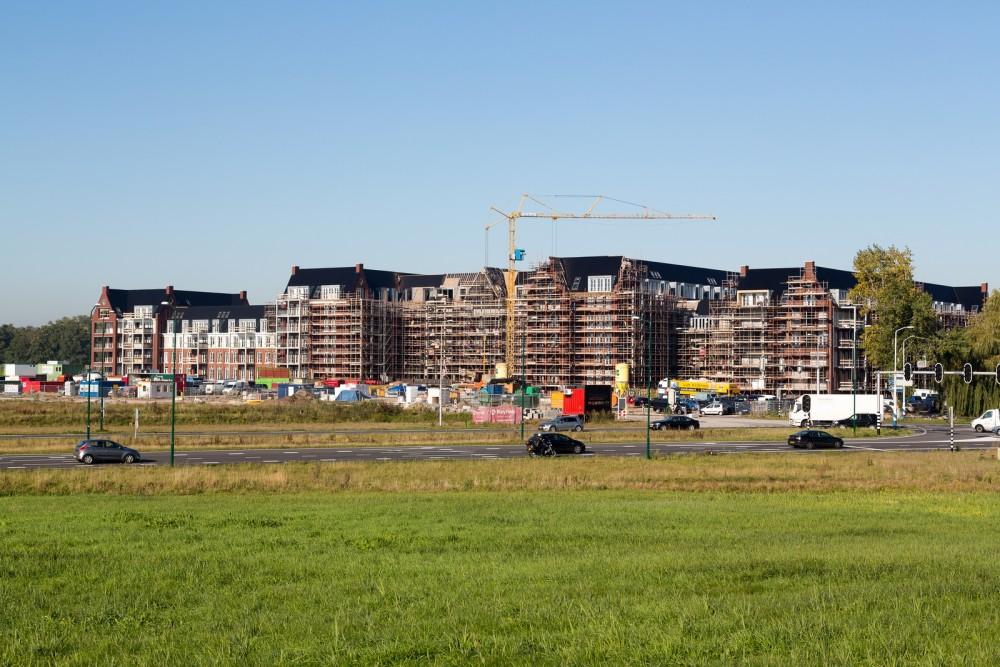 Gietdekvloeren bij woonzorgcomplex de Leyhoeve te Tilburg