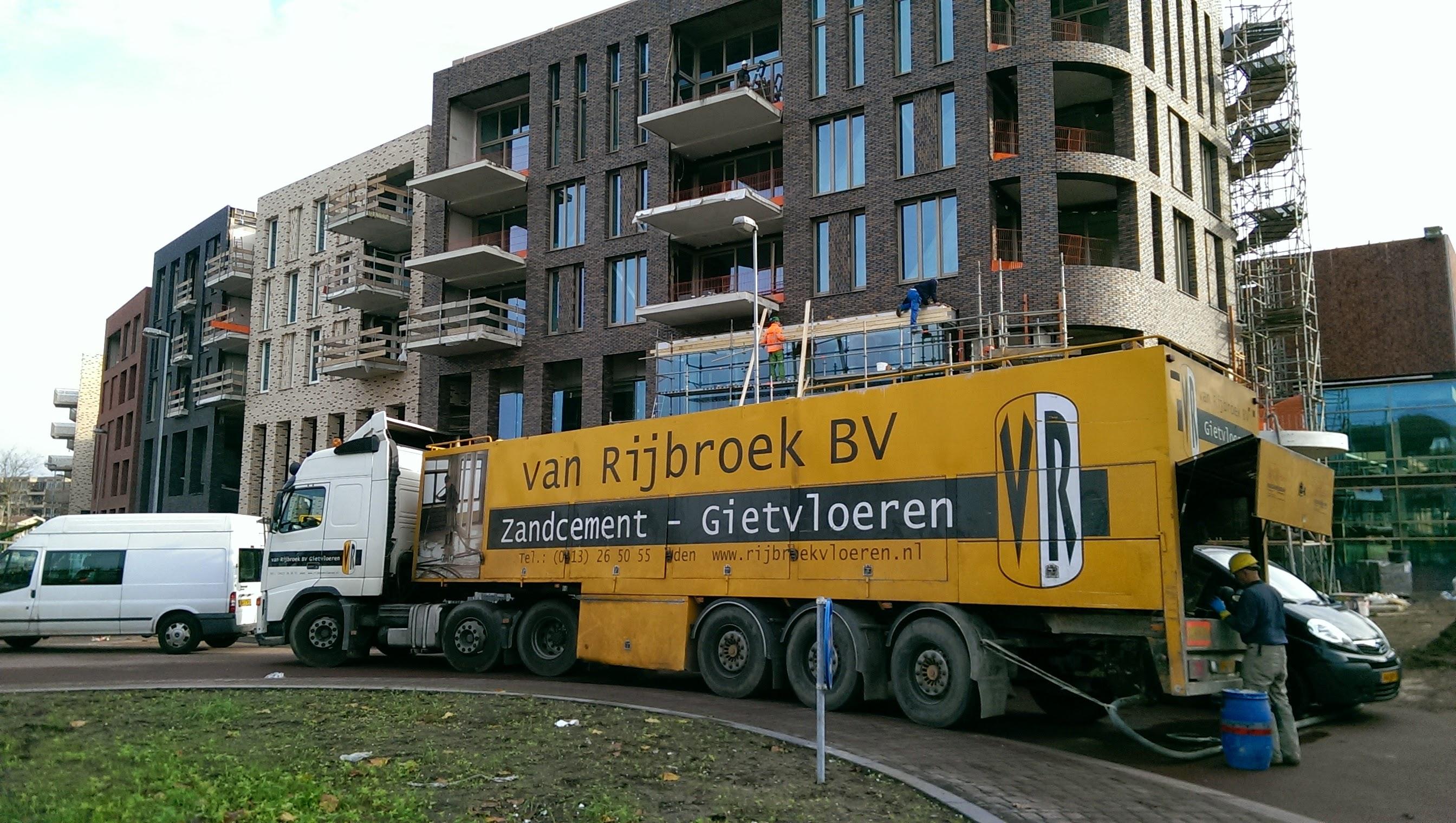 BAM Utiliteitsbouw realiseert samen met Vloerenbedrijf van Rijbroek Centrumplan Hoek Promenade te Uden