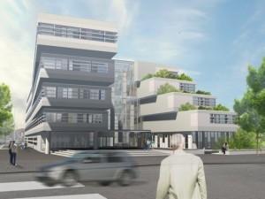 FED gebouw HAN Nijmegen