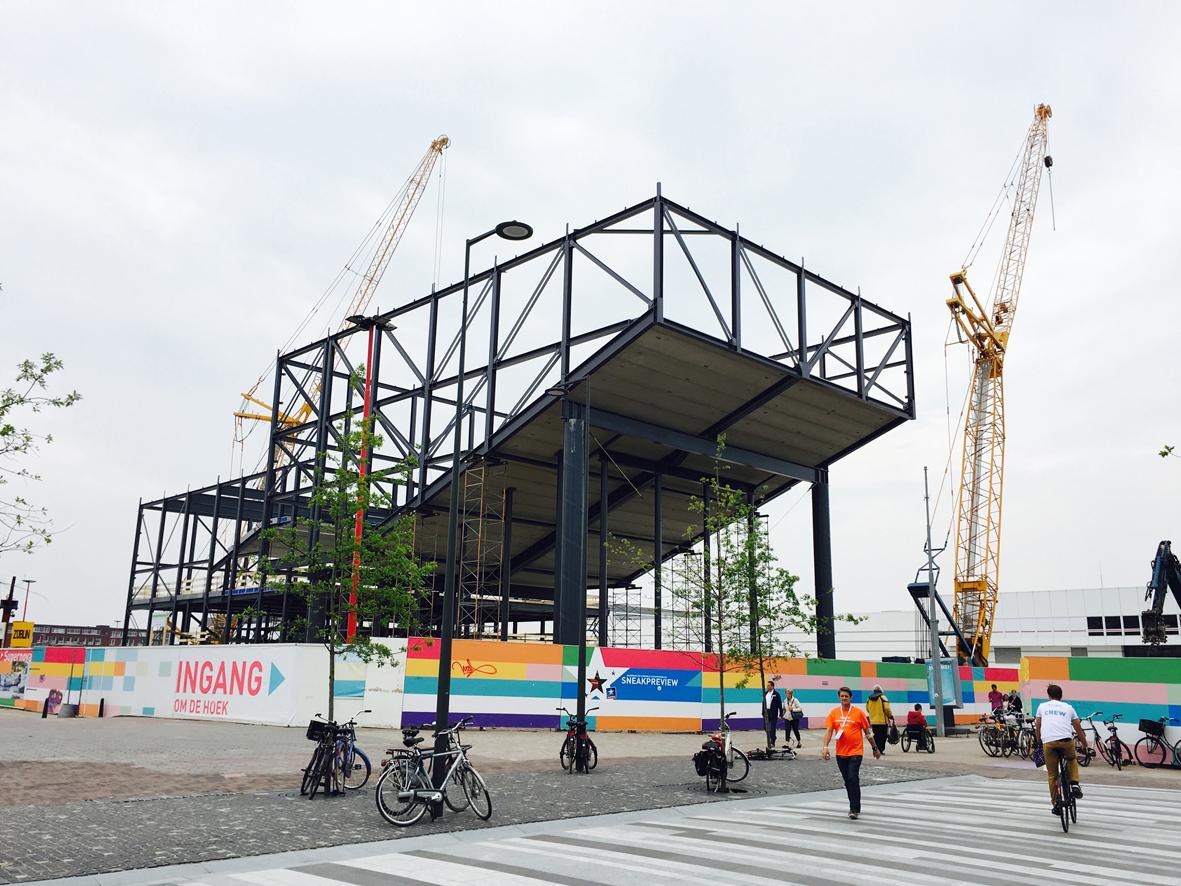 Megabioscoop voor Kinepolis te Utrecht